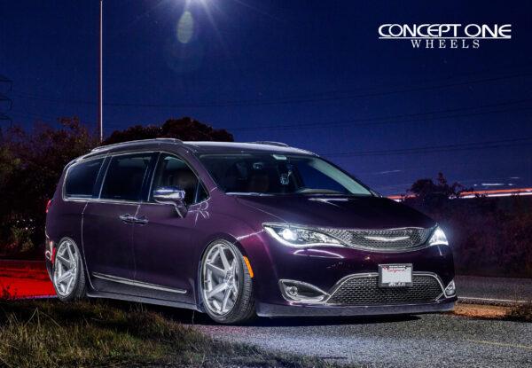 Chrysler Pacifica Cs 6